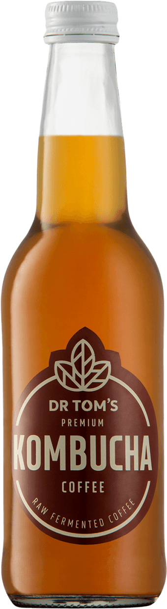 Dr Tom's Coffee Kombucha
